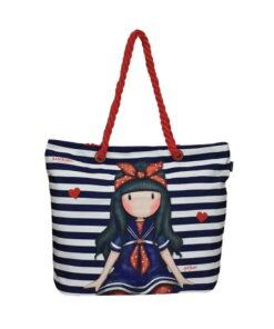 Παιδική τσάντα θαλάσσης Santoro Gorjuss  LITTLE FISHES - SANTORO