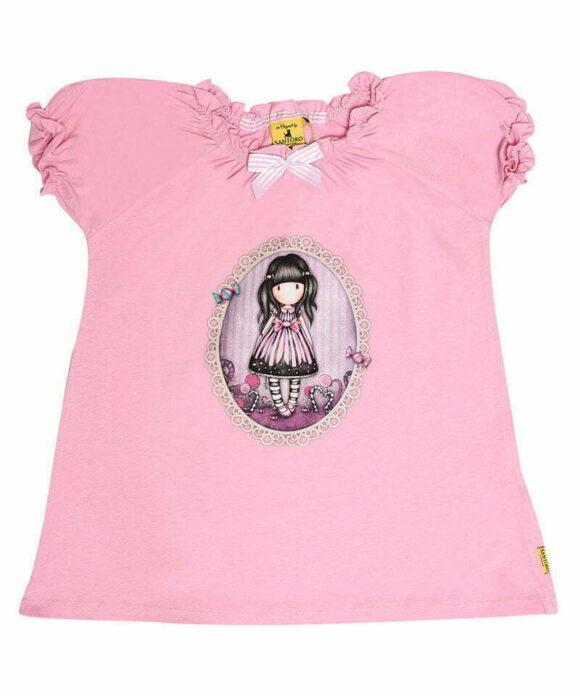 Παιδικό t-shirt κοντομάνικο Santoro Gorjuss  SUGAR & SPICE - SANTORO