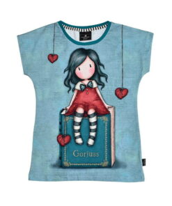 Παιδικό t-shirt κοντομάνικο Santoro Gorjuss  MY STORY - SANTORO