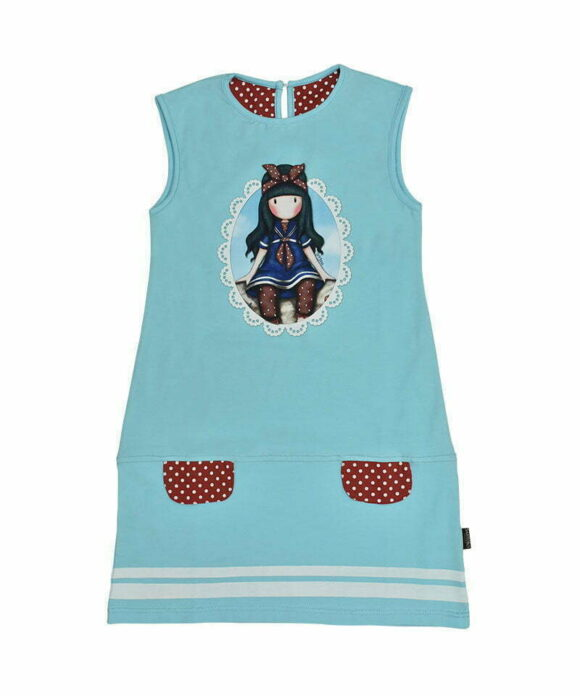 Παιδικό φόρεμα Santoro Gorjuss  LITTLE FISHES - SANTORO