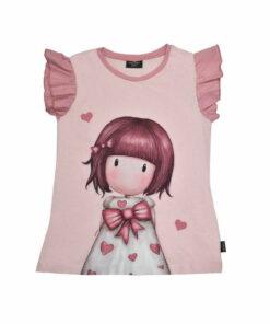 Παιδικό t-shirt αμάνικο Santoro Gorjuss  LITTLE HEART - SANTORO