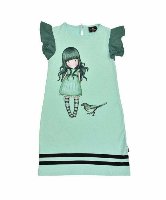 Παιδικό φόρεμα Santoro Gorjuss  STOLE YOUR HEART - SANTORO