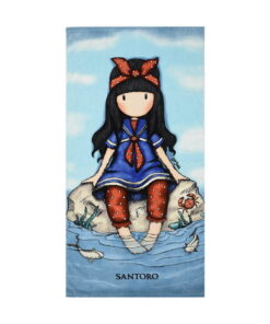 Παιδική πετσέτα θαλάσσης Santoro Gorjuss  LIITLE FISHES - SANTORO