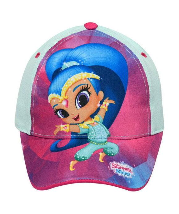 Παιδικό καπέλο τζόκεϋ  SHIMMER & SHINE - SHIMMER & SHINE