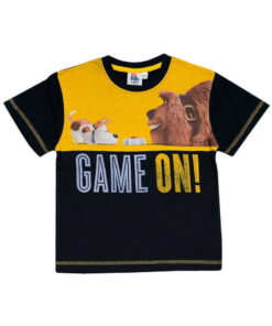 T-shirt Pets Game On - PETS