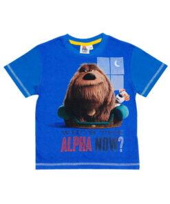 T-shirt Pets παιδικό Max και Δούκας - PETS