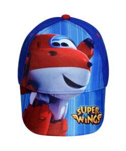 Καπέλο τζόκεϋ Super Wings παιδικό - SUPER WINGS