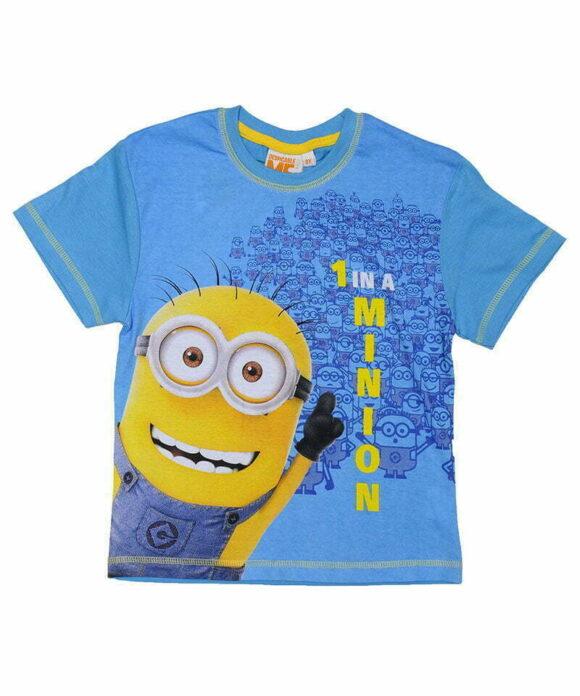 T-shirt παιδικό Minions με τον Kevin - MINIONS