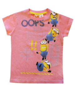 T-shirt παιδικό Minions Oops - MINIONS