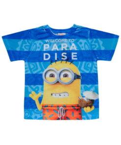 Παιδικό t-shirt κοντομάνικο  MINIONS - MINIONS