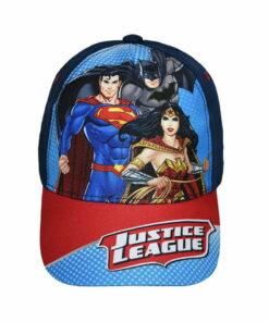 Παιδικό καπέλο τζόκεϋ  JUSTICE LEAGUE - JUSTICE LEAGUE