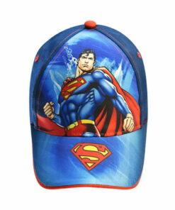 Παιδικό καπέλο τζόκεϋ  SUPERMAN - SUPERMAN