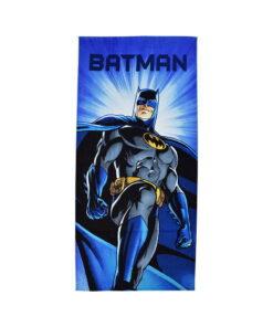 Πετσέτα θαλάσσης Batman για αγόρι - BATMAN VS SUPERMAN